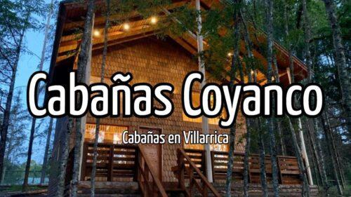 Cabañas Coyanco