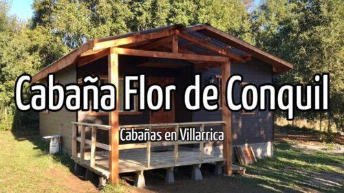 Cabaña Flor de Conquil