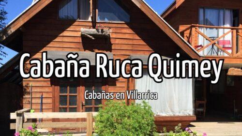 Cabaña Ruca Quimey